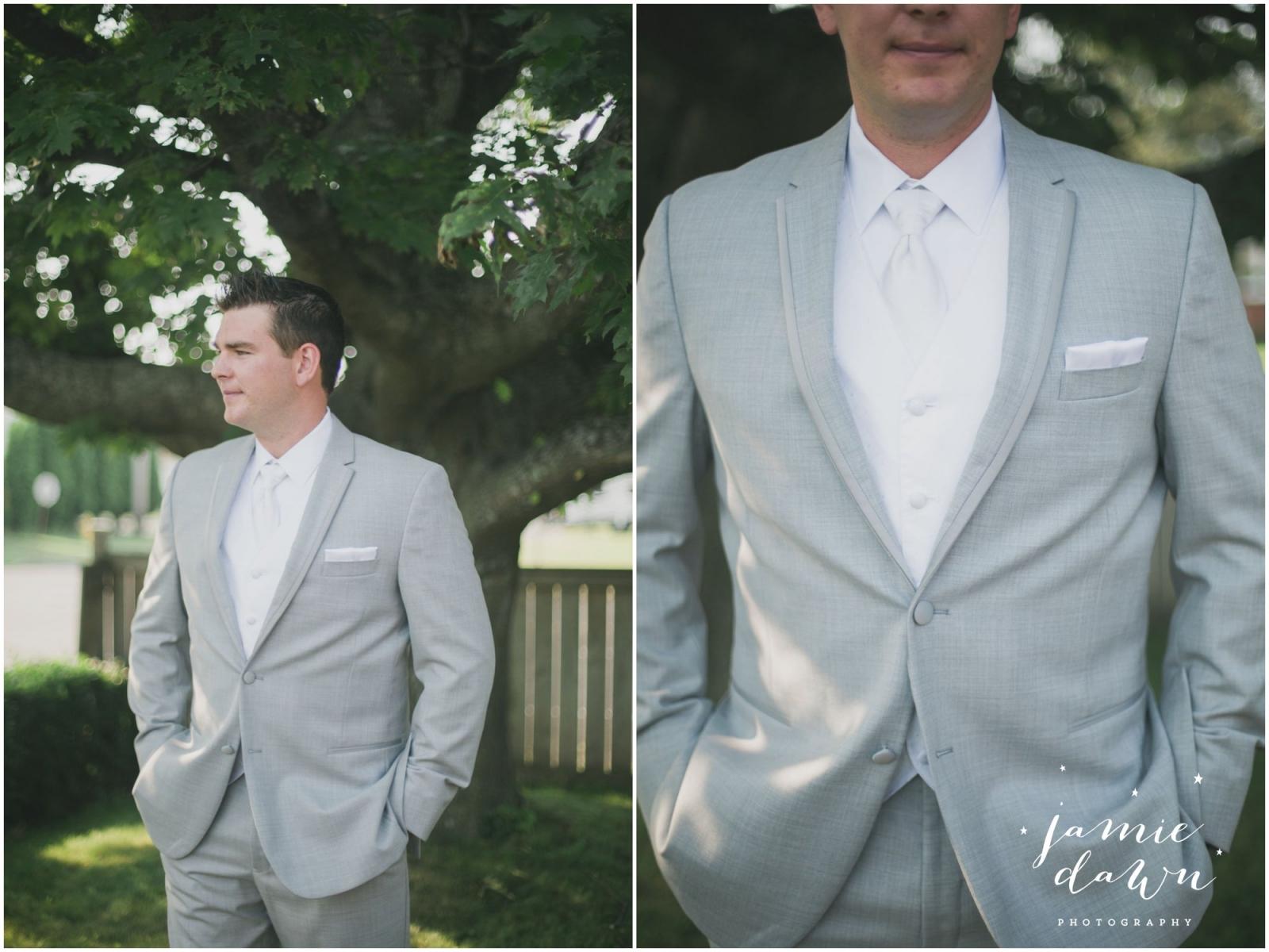 Missy+Tom=Summer Travel Wedding - Jamie Dawn Photography