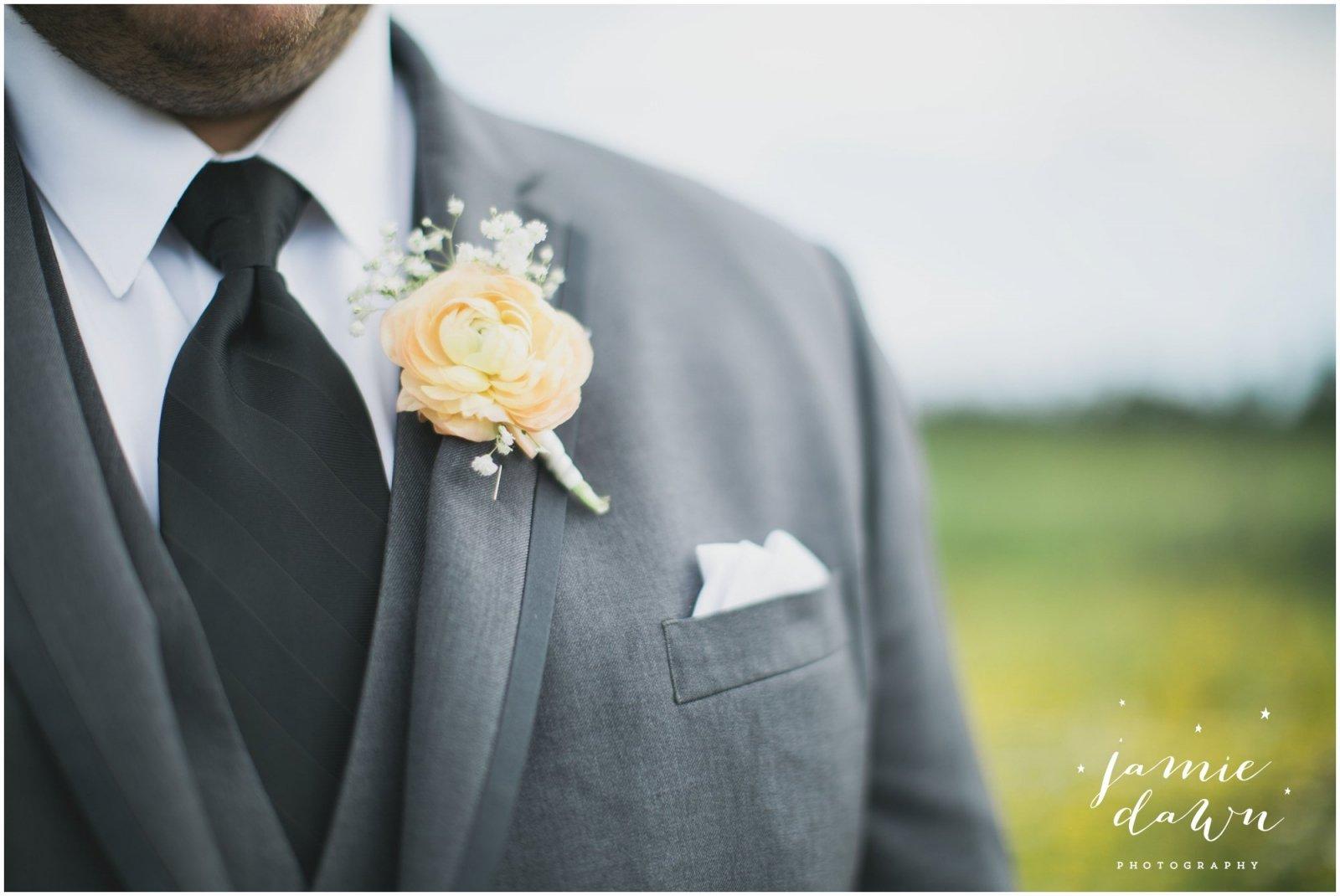 Jess+Josh Wedding - Jamie Dawn Photography